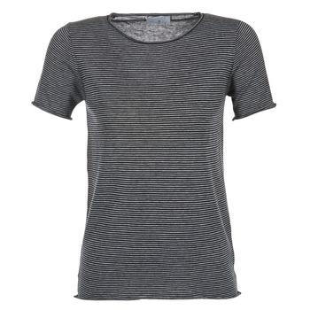 textil Mujer camisetas manga corta Casual Attitude GENIUS Marino
