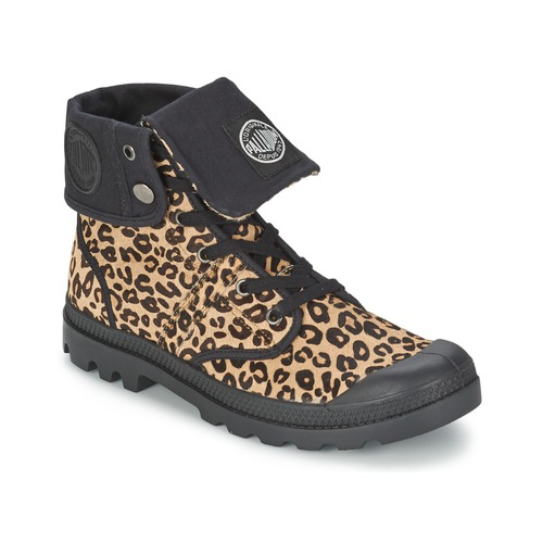 Casual salvaje Zapatos especiales Palladium BAGGY PN Leopardo
