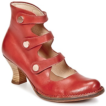 Zapatos Mujer Botines Neosens ROCOCO Rojo