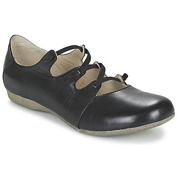 Zapatos Mujer Bailarinas-manoletinas Josef Seibel FIONA 04 Negro