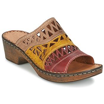 Zapatos Mujer Zuecos (Mules) Josef Seibel REBECCA 43 Multicolor