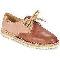 Zapatos Mujer Derbie Pikolinos CADAMUNT W3K Marrón