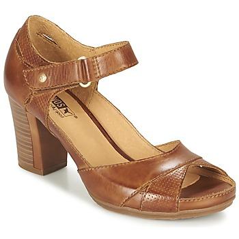Zapatos Mujer Sandalias Pikolinos JAVA W0K Marrón