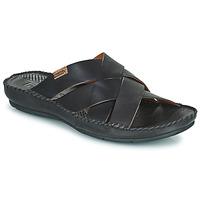 Zapatos Hombre Zuecos (Mules) Pikolinos TARIFA 06J Negro