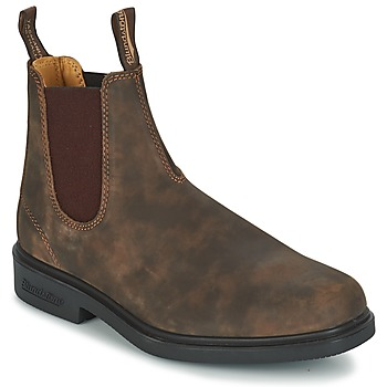 Zapatos Botas de caña baja Blundstone COMFORT DRESS BOOT Marrón