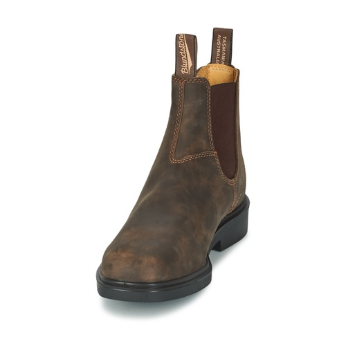 Boot Marrón Botas Zapatos De Blundstone Dress Caña Baja Comfort cjLARq453