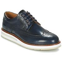 Zapatos Hombre Derbie Barleycorn AIR BROGUE Azul