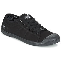 Zapatos Mujer Zapatillas bajas Le Temps des Cerises BASIC 02 Negro