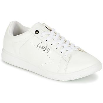 Zapatos Mujer Zapatillas bajas Le Temps des Cerises SACHA Blanco