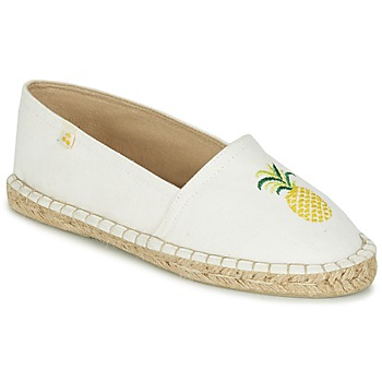 Zapatos Mujer Alpargatas Le Temps des Cerises CANCUN Blanco
