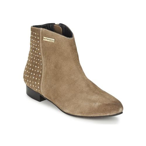 Zapatos Mujer Botas de caña baja Les Tropéziennes par M Belarbi LEANA Topotea