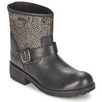 Zapatos Mujer Botas de caña baja Les Tropéziennes par M Belarbi LUMA Negro