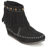 Zapatos Mujer Botas de caña baja Les Tropéziennes par M Belarbi BOLIVIE Negro