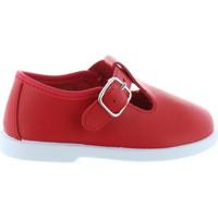 Zapatos Niños Zapatos bajos Garatti PR0063 Rojo