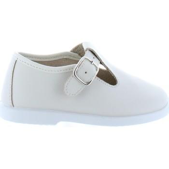 Zapatos Niños Derbie & Richelieu Garatti PR0063 Beige
