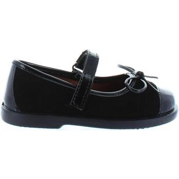Zapatos Niña Bailarinas-manoletinas Garatti PR0064 Negro