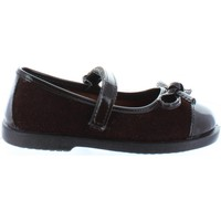 Zapatos Niña Bailarinas-manoletinas Garatti PR0064 Marrón