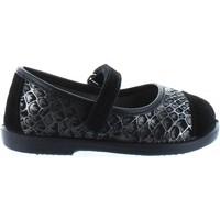 Zapatos Niña Bailarinas-manoletinas Garatti PR0065 Negro