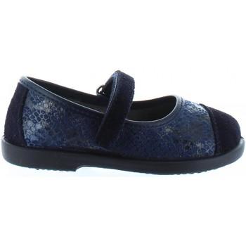 Zapatos Niña Bailarinas-manoletinas Garatti PR0065 Azul