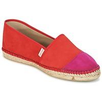 Zapatos Mujer Alpargatas Pare Gabia VP PREMIUM Rojo / Rosa