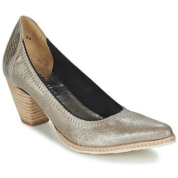 Zapatos Mujer Zapatos de tacón Myma DALA Plateado