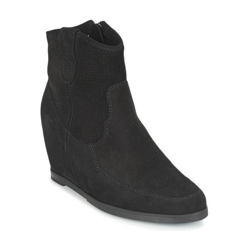 Zapatos casuales salvajes Zapatos especiales Myma PERFONOIR Negro