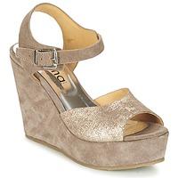 Zapatos Mujer Sandalias Myma RAPHIA Topotea