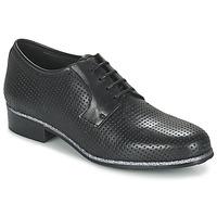 Zapatos Mujer Derbie Myma CUILIR Negro