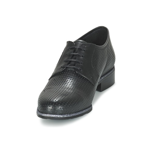 Zapatos Cuilir Myma Derbie Negro Mujer SUzVMpqG