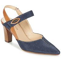 Zapatos Mujer Zapatos de tacón France Mode PASTEL SE TA Marrón / Azul