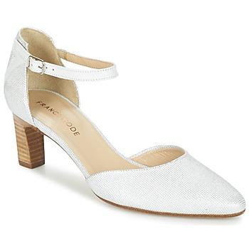 Zapatos Mujer Zapatos de tacón France Mode LAURIC SE TA Blanco