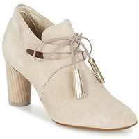 Zapatos Mujer Low boots France Mode NANIE SE TA Beige