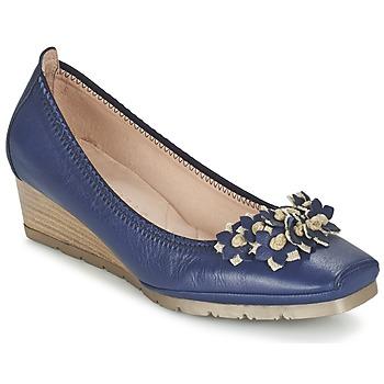 Zapatos Mujer Zapatos de tacón Hispanitas DEDITA Azul