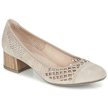 Zapatos Mujer Zapatos de tacón Hispanitas DOUGA Turrón