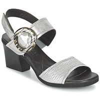 Zapatos Mujer Sandalias Hispanitas DADOMPI Plata