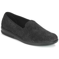 Zapatos Hombre Pantuflas Romika PRESIDENT 122 Negro