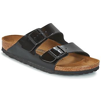 Zapatos Mujer Zuecos (Mules) Birkenstock ARIZONA Negro