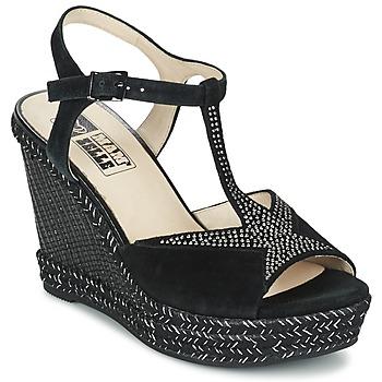 Zapatos Mujer Sandalias Mam'Zelle IMELA Negro