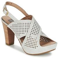 Zapatos Mujer Sandalias Mam'Zelle TADORA Gris