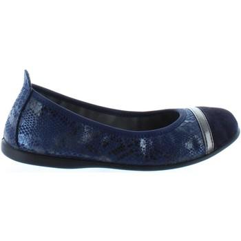Zapatos Niña Bailarinas-manoletinas Garatti AN0087 Azul