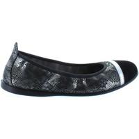 Zapatos Niña Bailarinas-manoletinas Garatti AN0087 Negro