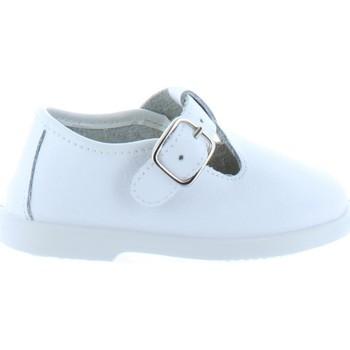Zapatos Niños Derbie & Richelieu Garatti PR0063 Blanco