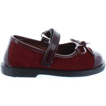 Zapatos Niña Bailarinas-manoletinas Garatti PR0064 Rojo