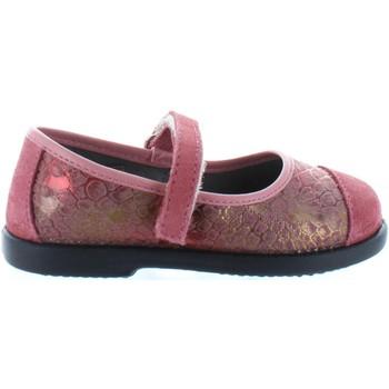 Zapatos Niña Bailarinas-manoletinas Garatti PR0065 Rosa