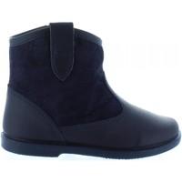 Zapatos Niña Botas urbanas Garatti AN0085 Azul