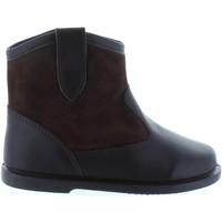 Zapatos Niña Botas urbanas Garatti AN0085 Marr?n