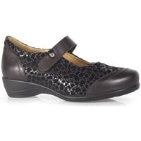 Zapatos Mujer Derbie & Richelieu Calzamedi  MARRON