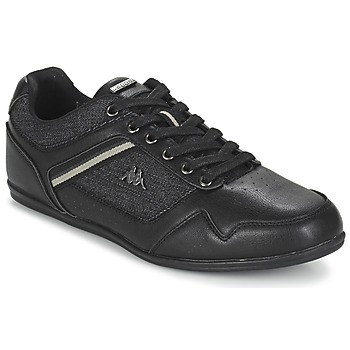 Zapatos Hombre Zapatillas bajas Kappa BRIDGMANI Negro