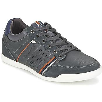 Zapatos Hombre Zapatillas bajas Kappa SAWATI Negro