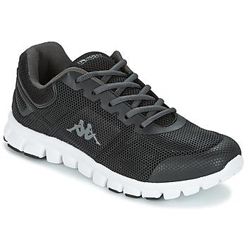 Zapatos Hombre Zapatillas bajas Kappa SPEEDER Negro